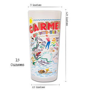 Carmel Drinking Glass - catstudio