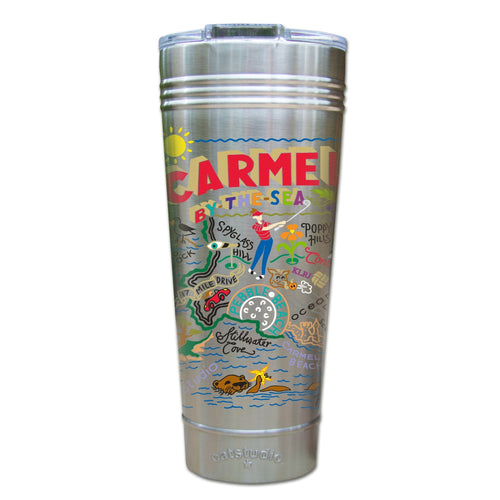 Carmel Thermal Tumbler (Set of 4) - PREORDER Thermal Tumbler catstudio