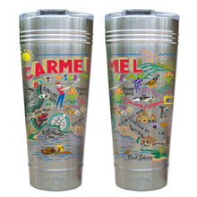 Load image into Gallery viewer, Carmel Thermal Tumbler (Set of 4) - PREORDER Thermal Tumbler catstudio