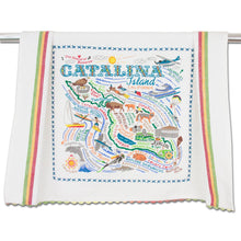 Load image into Gallery viewer, Catalina Dish Towel - catstudio