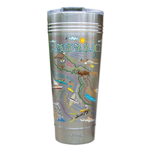 Catalina Thermal Tumbler (Set of 4) - PREORDER Thermal Tumbler catstudio