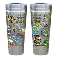 Load image into Gallery viewer, Central Florida, University of Collegiate Thermal Tumbler (Set of 4) - PREORDER Thermal Tumbler catstudio