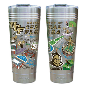 Central Florida, University of Collegiate Thermal Tumbler (Set of 4) - PREORDER Thermal Tumbler catstudio