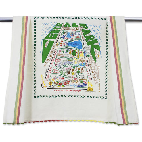 Central Park Dish Towel - catstudio