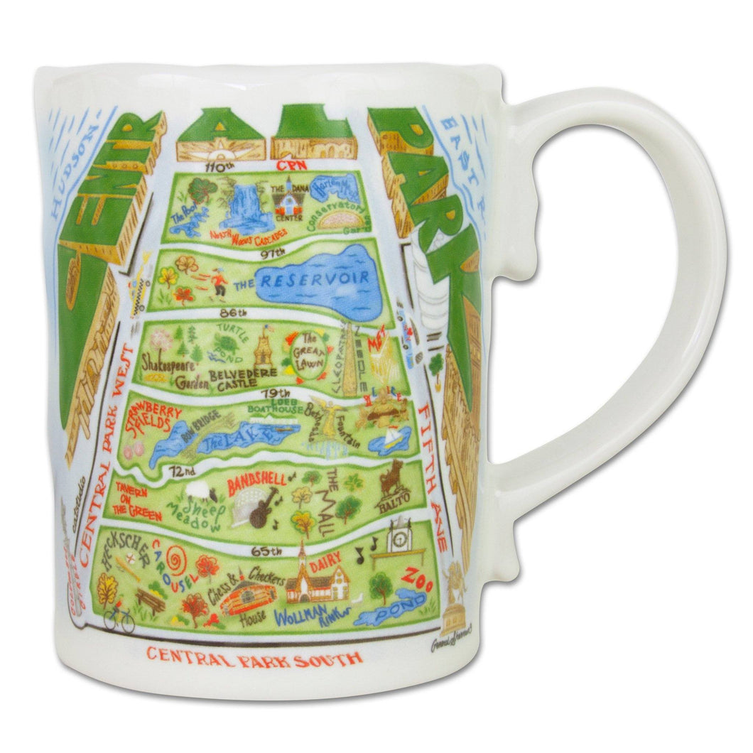 Central Park Mug - catstudio