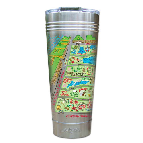 Central Park Thermal Tumbler (Set of 4) - PREORDER Thermal Tumbler catstudio