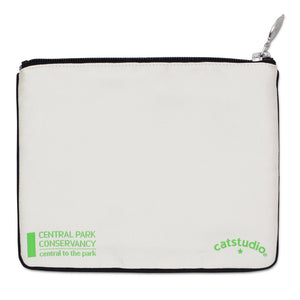 Central Park Zip Pouch - catstudio