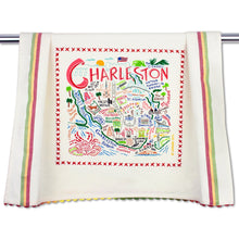 Load image into Gallery viewer, Charleston Dish Towel - catstudio
