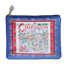 Load image into Gallery viewer, Charleston Zip Pouch - Pattern - catstudio