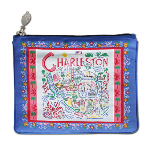 Charleston Zip Pouch - Pattern - catstudio