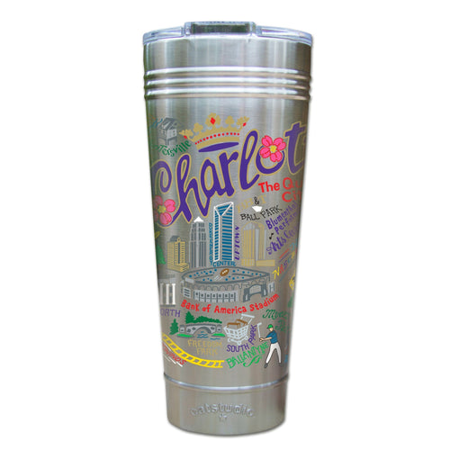 Charlotte Thermal Tumbler (Set of 4) - PREORDER Thermal Tumbler catstudio