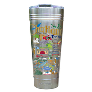 Chattanooga Thermal Tumbler (Set of 4) - PREORDER Thermal Tumbler catstudio
