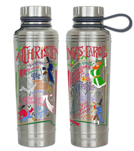 Christmas Carol Thermal Bottle - Coming Soon! Thermal Bottle catstudio