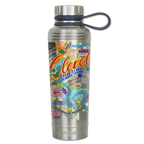 Cleveland Thermal Bottle - catstudio