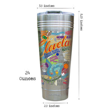 Load image into Gallery viewer, Cleveland Thermal Tumbler (Set of 4) - PREORDER Thermal Tumbler catstudio