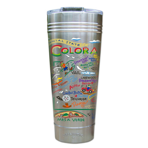 Colorado Thermal Tumbler (Set of 4) - PREORDER Thermal Tumbler catstudio