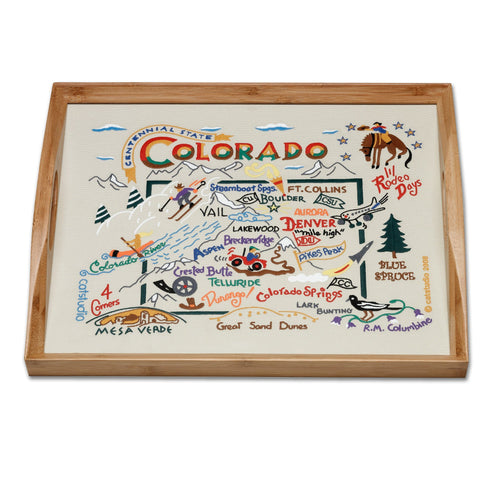 Colorado Tray - catstudio
