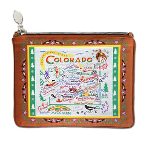 Colorado Zip Pouch - catstudio