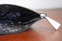 Load image into Gallery viewer, Columbia University Collegiate Zip Pouch - Coming Soon! Pouch catstudio