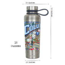 Load image into Gallery viewer, Columbia University Collegiate Thermal Bottle - catstudio