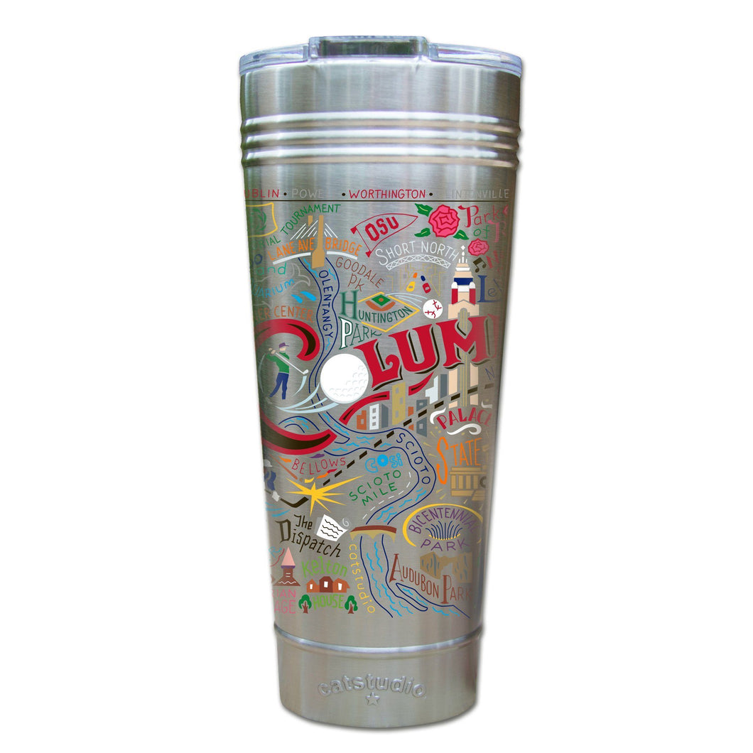 Columbus Thermal Tumbler (Set of 4) - PREORDER Thermal Tumbler catstudio