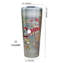 Load image into Gallery viewer, Columbus Thermal Tumbler (Set of 4) - PREORDER Thermal Tumbler catstudio