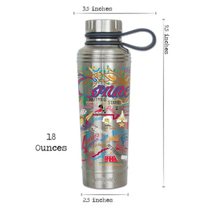 Connecticut Thermal Bottle - catstudio