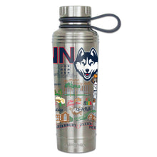 Load image into Gallery viewer, Connecticut, University of Collegiate Thermal Bottle - Coming Soon! - catstudio