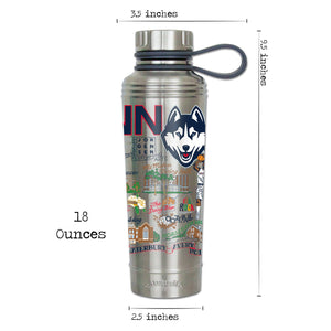 Connecticut, University of Collegiate Thermal Bottle - Coming Soon! - catstudio