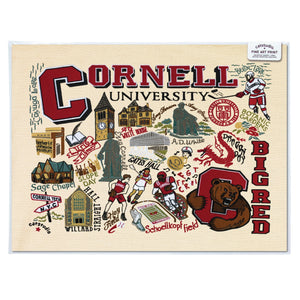 Cornell University Collegiate Fine Art Print - catstudio