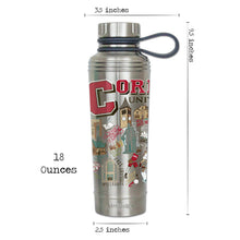Load image into Gallery viewer, Cornell University Collegiate Thermal Bottle - catstudio