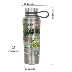 Dartmouth College Collegiate Thermal Bottle Thermal Bottle catstudio