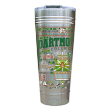 Load image into Gallery viewer, Dartmouth College Collegiate Thermal Tumbler Thermal Tumbler catstudio