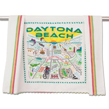 Load image into Gallery viewer, Daytona Beach Dish Towel - catstudio