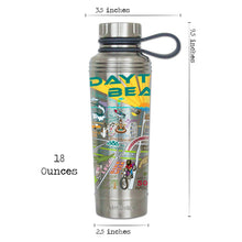 Load image into Gallery viewer, Daytona Beach Thermal Bottle - catstudio