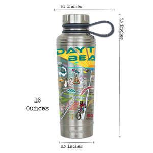Daytona Beach Thermal Bottle - catstudio