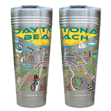 Load image into Gallery viewer, Daytona Beach Thermal Tumbler (Set of 4) - PREORDER Thermal Tumbler catstudio