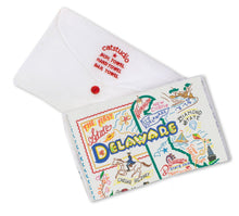 Load image into Gallery viewer, Delaware Dish Towel - catstudio