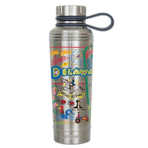 Delaware Thermal Bottle - catstudio