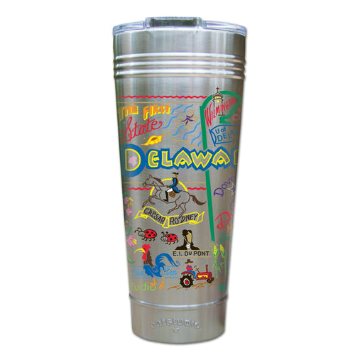 Delaware Thermal Tumbler (Set of 4) - PREORDER Thermal Tumbler catstudio