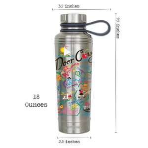 Door County Thermal Bottle - catstudio