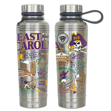 Load image into Gallery viewer, East Carolina University Collegiate Thermal Bottle - catstudio
