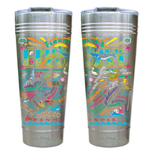 Load image into Gallery viewer, Emerald Coast Thermal Tumbler (Set of 4) - PREORDER Thermal Tumbler catstudio