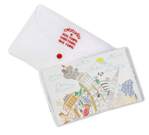 Empire State Dish Towel - catstudio
