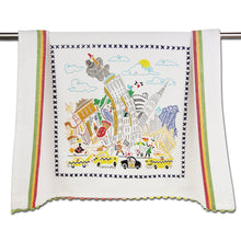 Load image into Gallery viewer, Empire State Dish Towel - catstudio