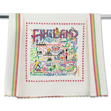 Load image into Gallery viewer, England Dish Towel - catstudio