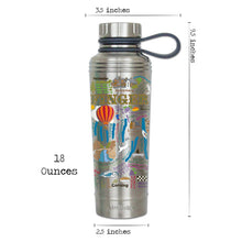 Load image into Gallery viewer, Finger Lakes Thermal Bottle - catstudio