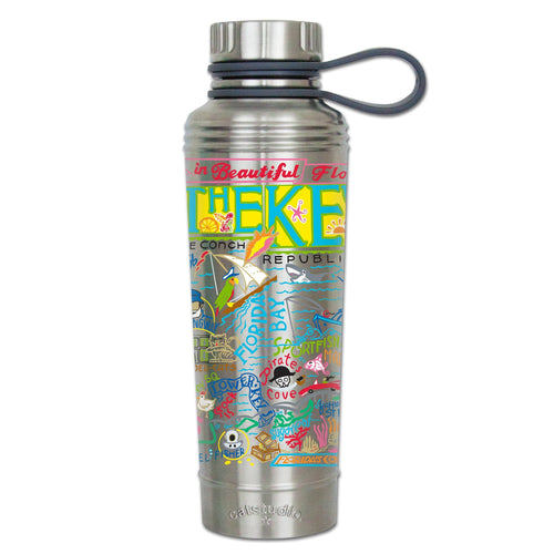 Florida Keys Thermal Bottle - catstudio