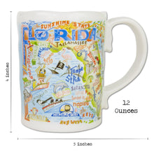 Load image into Gallery viewer, Florida Mug - catstudio