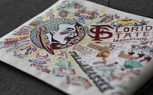 Load image into Gallery viewer, Florida State University Zip Pouch - catstudio